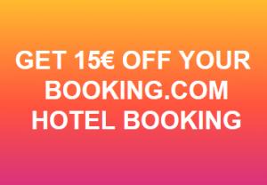 Booking.com 197travelstamps 2