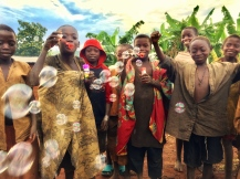 Batwa People Children in Kirundo Burundi