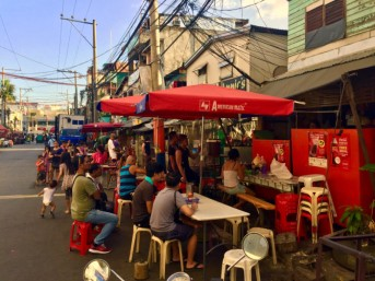 Manila Street Food Scene