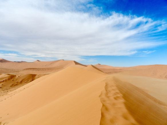 Sossusvlei Namibia Dune Desert